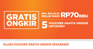 vocher atau kupon promosi shopee