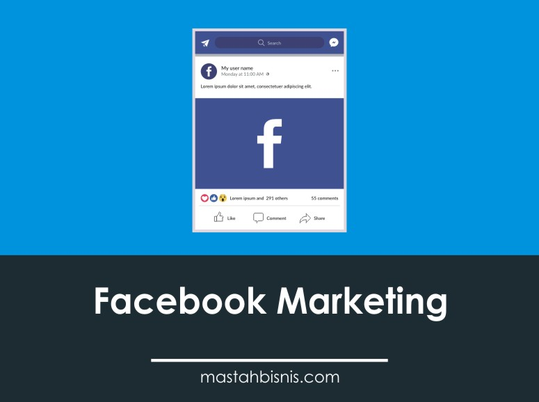 Facebook Marketing adalah